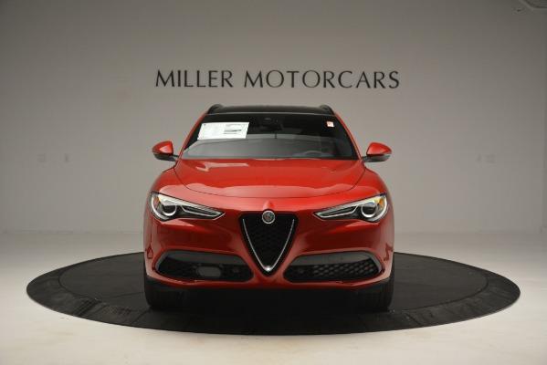 New 2018 Alfa Romeo Stelvio Ti Sport Q4 for sale Sold at Bentley Greenwich in Greenwich CT 06830 12
