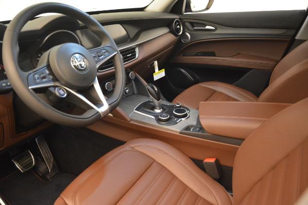 New 2018 Alfa Romeo Stelvio Ti Lusso Q4 for sale Sold at Bentley Greenwich in Greenwich CT 06830 13