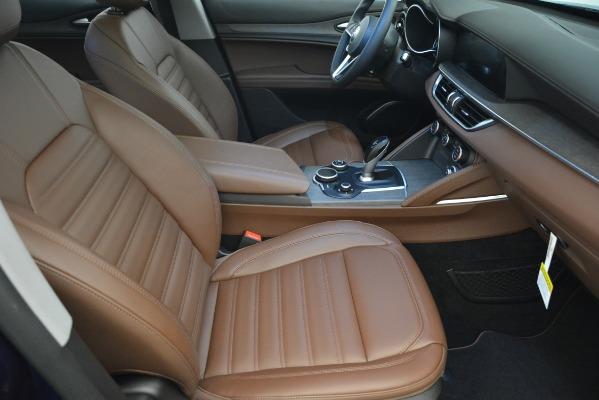 New 2018 Alfa Romeo Stelvio Ti Lusso Q4 for sale Sold at Bentley Greenwich in Greenwich CT 06830 20
