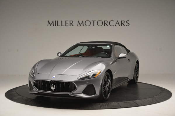 Used 2018 Maserati GranTurismo Sport for sale Sold at Bentley Greenwich in Greenwich CT 06830 10
