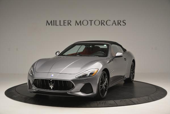 Used 2018 Maserati GranTurismo Sport for sale $102,900 at Bentley Greenwich in Greenwich CT 06830 10
