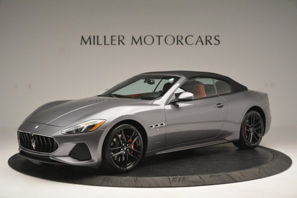 Used 2018 Maserati GranTurismo Sport for sale Sold at Bentley Greenwich in Greenwich CT 06830 12