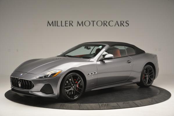 Used 2018 Maserati GranTurismo Sport for sale $102,900 at Bentley Greenwich in Greenwich CT 06830 12