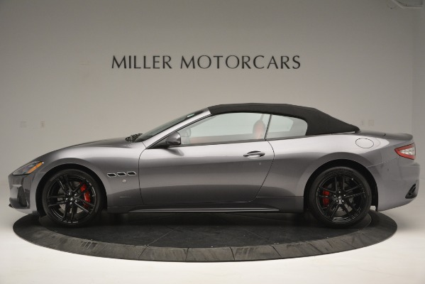 Used 2018 Maserati GranTurismo Sport for sale Sold at Bentley Greenwich in Greenwich CT 06830 13