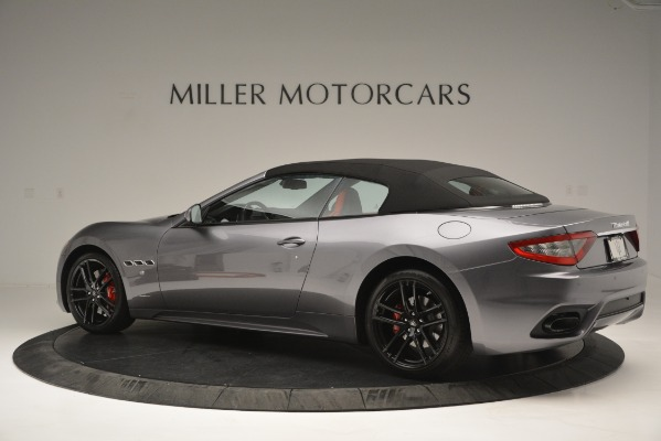 Used 2018 Maserati GranTurismo Sport for sale $102,900 at Bentley Greenwich in Greenwich CT 06830 14