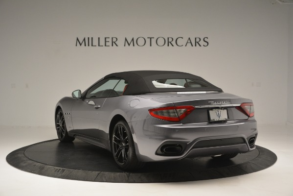 Used 2018 Maserati GranTurismo Sport for sale Sold at Bentley Greenwich in Greenwich CT 06830 15