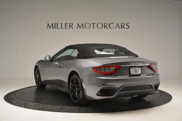 Used 2018 Maserati GranTurismo Sport for sale $102,900 at Bentley Greenwich in Greenwich CT 06830 15