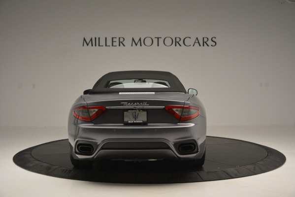 Used 2018 Maserati GranTurismo Sport for sale Sold at Bentley Greenwich in Greenwich CT 06830 16