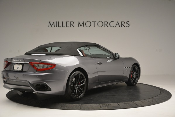 Used 2018 Maserati GranTurismo Sport for sale $102,900 at Bentley Greenwich in Greenwich CT 06830 17