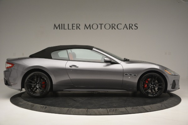 Used 2018 Maserati GranTurismo Sport for sale Sold at Bentley Greenwich in Greenwich CT 06830 18