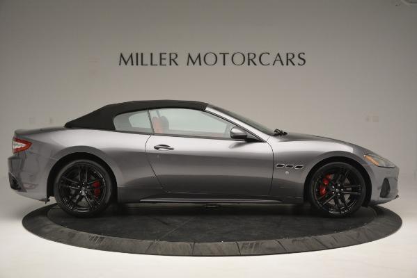 Used 2018 Maserati GranTurismo Sport for sale $102,900 at Bentley Greenwich in Greenwich CT 06830 18
