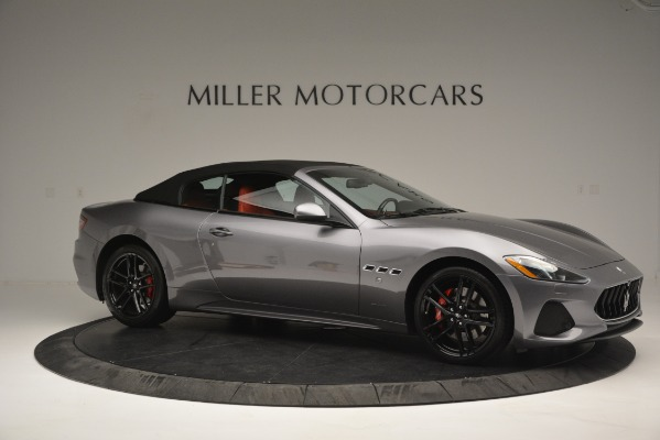 Used 2018 Maserati GranTurismo Sport for sale Sold at Bentley Greenwich in Greenwich CT 06830 19
