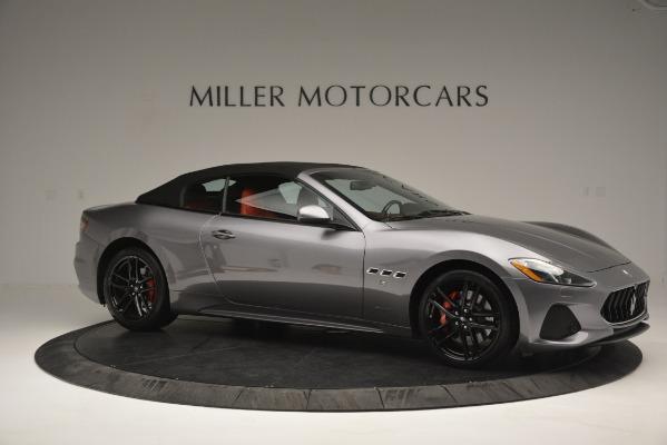 Used 2018 Maserati GranTurismo Sport for sale $102,900 at Bentley Greenwich in Greenwich CT 06830 19