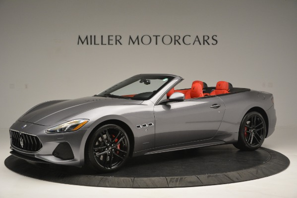 Used 2018 Maserati GranTurismo Sport for sale Sold at Bentley Greenwich in Greenwich CT 06830 2