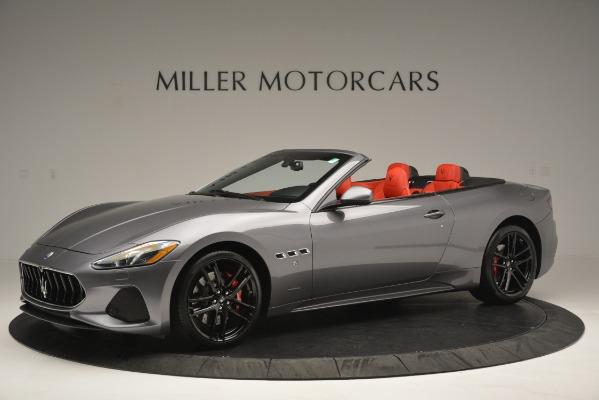 Used 2018 Maserati GranTurismo Sport for sale $102,900 at Bentley Greenwich in Greenwich CT 06830 2