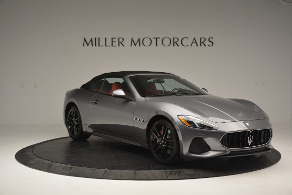 Used 2018 Maserati GranTurismo Sport for sale Sold at Bentley Greenwich in Greenwich CT 06830 20