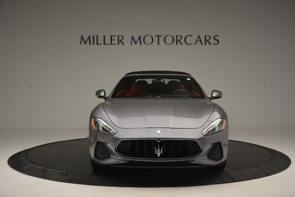 Used 2018 Maserati GranTurismo Sport for sale $102,900 at Bentley Greenwich in Greenwich CT 06830 21