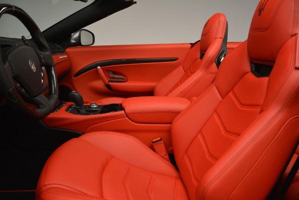 Used 2018 Maserati GranTurismo Sport for sale $102,900 at Bentley Greenwich in Greenwich CT 06830 23