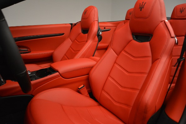 Used 2018 Maserati GranTurismo Sport for sale Sold at Bentley Greenwich in Greenwich CT 06830 24