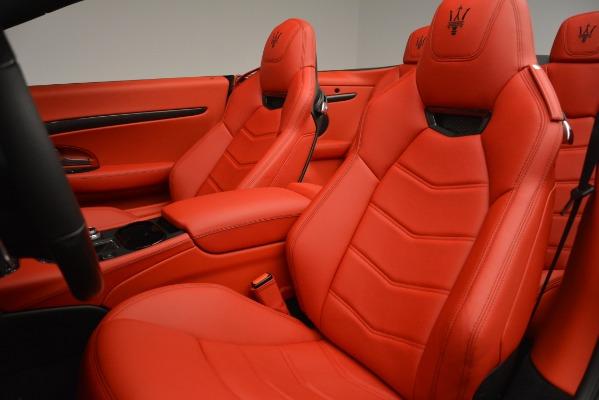Used 2018 Maserati GranTurismo Sport for sale $102,900 at Bentley Greenwich in Greenwich CT 06830 24