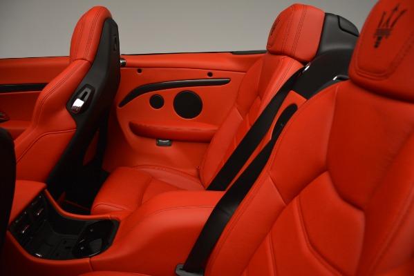 Used 2018 Maserati GranTurismo Sport for sale $102,900 at Bentley Greenwich in Greenwich CT 06830 26