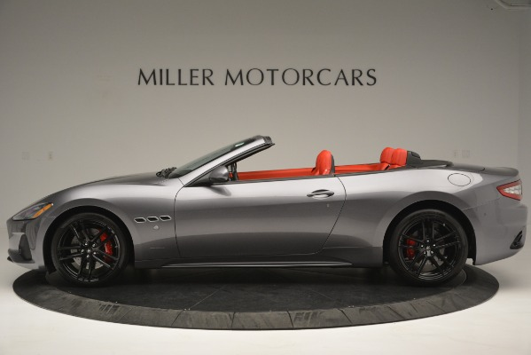 Used 2018 Maserati GranTurismo Sport for sale Sold at Bentley Greenwich in Greenwich CT 06830 3