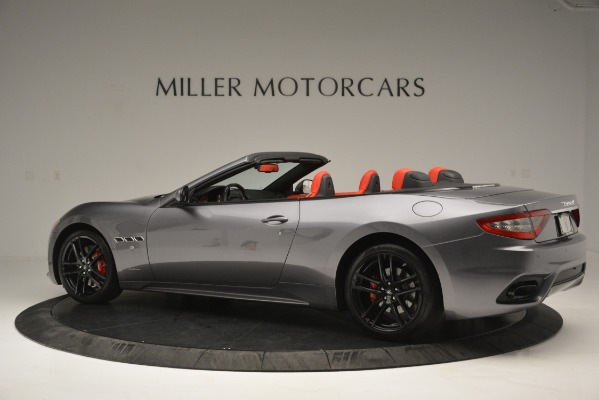 Used 2018 Maserati GranTurismo Sport for sale Sold at Bentley Greenwich in Greenwich CT 06830 4