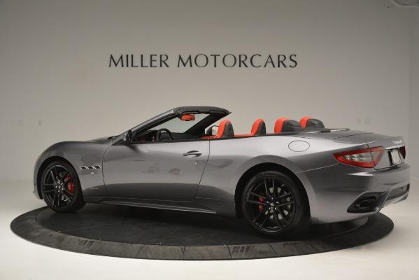 Used 2018 Maserati GranTurismo Sport for sale $102,900 at Bentley Greenwich in Greenwich CT 06830 4