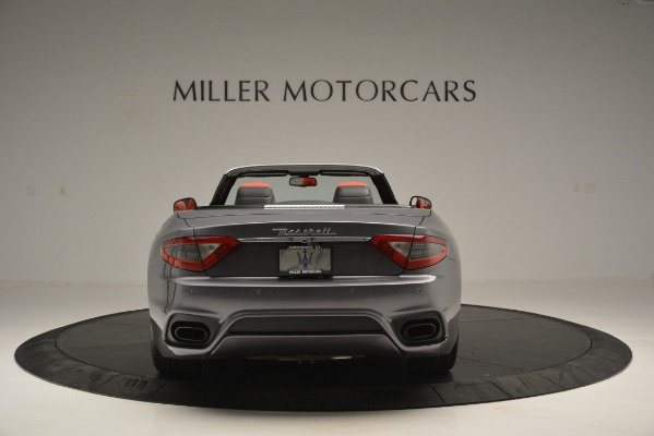Used 2018 Maserati GranTurismo Sport for sale Sold at Bentley Greenwich in Greenwich CT 06830 5