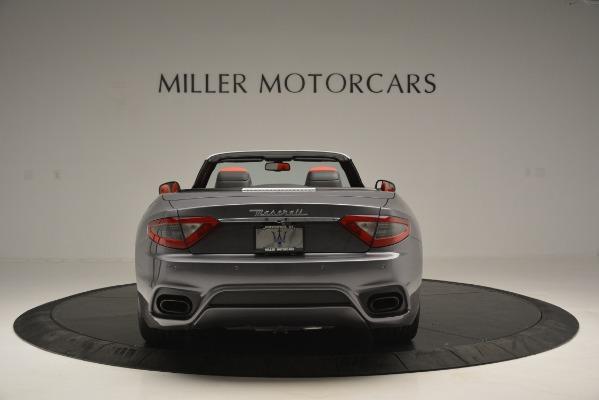 Used 2018 Maserati GranTurismo Sport for sale $102,900 at Bentley Greenwich in Greenwich CT 06830 5