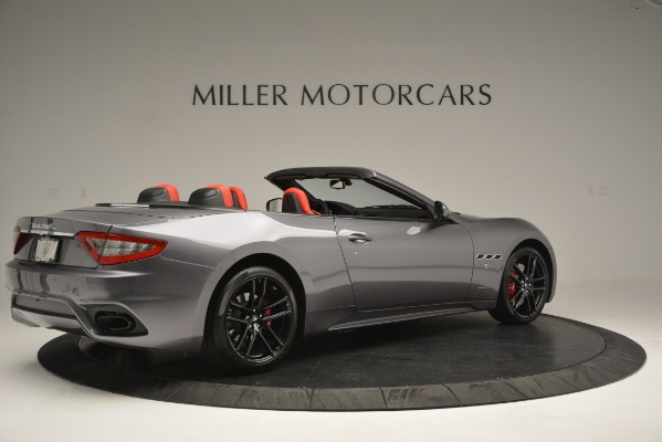 Used 2018 Maserati GranTurismo Sport for sale $102,900 at Bentley Greenwich in Greenwich CT 06830 6