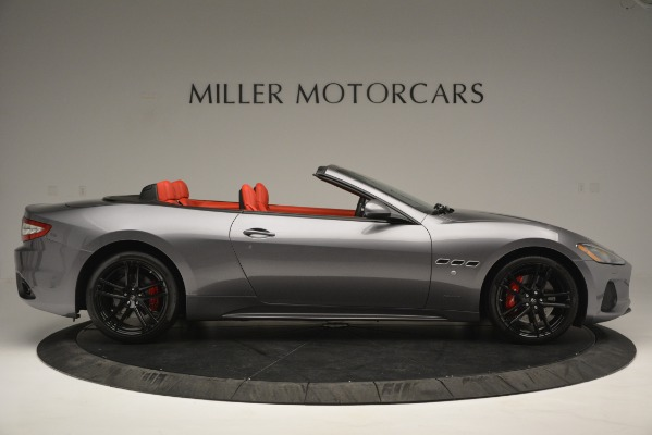 Used 2018 Maserati GranTurismo Sport for sale Sold at Bentley Greenwich in Greenwich CT 06830 7