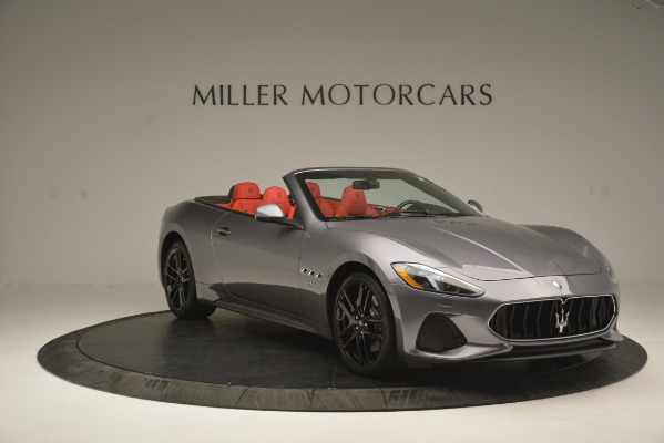 Used 2018 Maserati GranTurismo Sport for sale Sold at Bentley Greenwich in Greenwich CT 06830 9