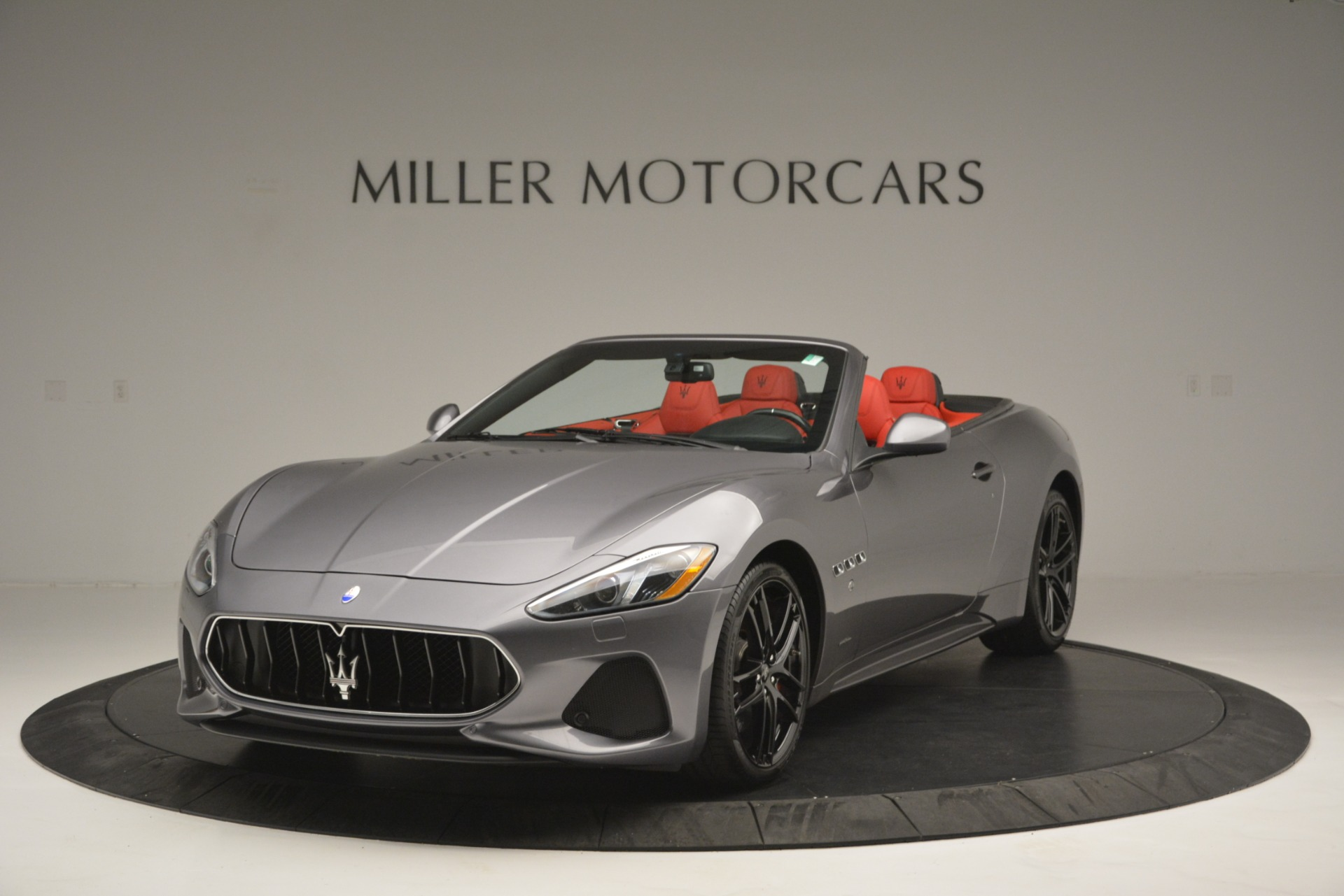 Used 2018 Maserati GranTurismo Sport for sale Sold at Bentley Greenwich in Greenwich CT 06830 1