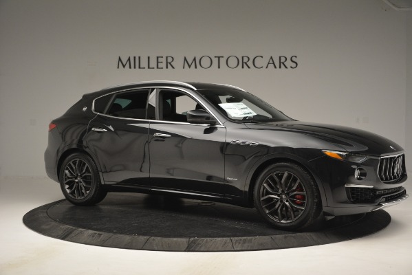 New 2019 Maserati Levante Q4 GranLusso for sale Sold at Bentley Greenwich in Greenwich CT 06830 11