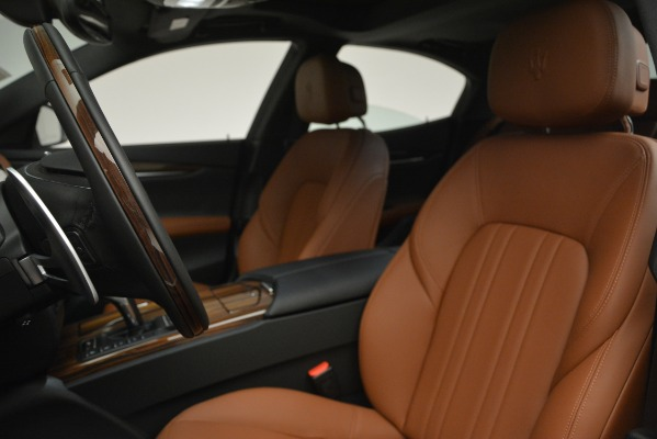 New 2019 Maserati Ghibli S Q4 for sale Sold at Bentley Greenwich in Greenwich CT 06830 14