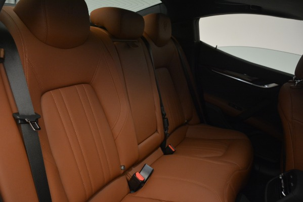 New 2019 Maserati Ghibli S Q4 for sale Sold at Bentley Greenwich in Greenwich CT 06830 24