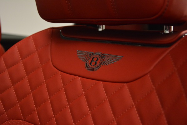 Used 2017 Bentley Bentayga W12 for sale Sold at Bentley Greenwich in Greenwich CT 06830 22