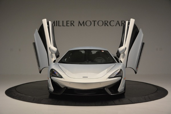 Used 2017 McLaren 570S for sale $149,900 at Bentley Greenwich in Greenwich CT 06830 13