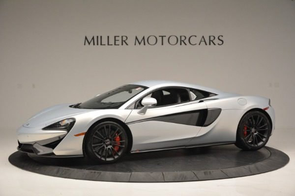 Used 2017 McLaren 570S Coupe for sale Sold at Bentley Greenwich in Greenwich CT 06830 2