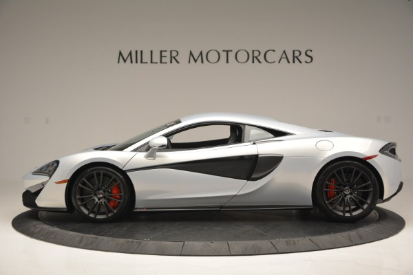Used 2017 McLaren 570S Coupe for sale Sold at Bentley Greenwich in Greenwich CT 06830 3