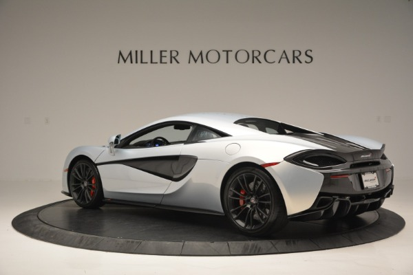 Used 2017 McLaren 570S for sale $149,900 at Bentley Greenwich in Greenwich CT 06830 4