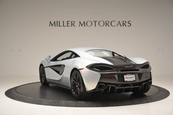 Used 2017 McLaren 570S Coupe for sale Sold at Bentley Greenwich in Greenwich CT 06830 5