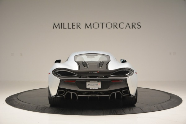 Used 2017 McLaren 570S for sale $149,900 at Bentley Greenwich in Greenwich CT 06830 6