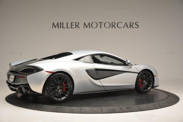 Used 2017 McLaren 570S Coupe for sale Sold at Bentley Greenwich in Greenwich CT 06830 8