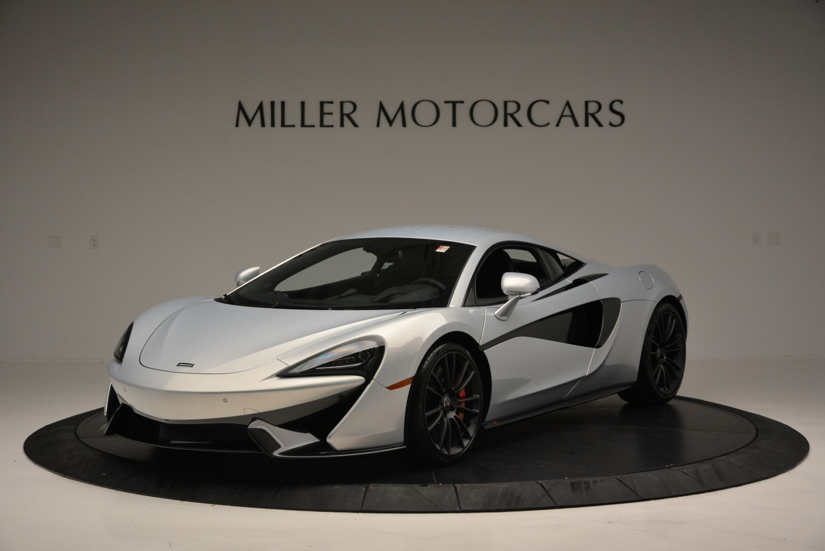 Used 2017 McLaren 570S Coupe for sale Sold at Bentley Greenwich in Greenwich CT 06830 1