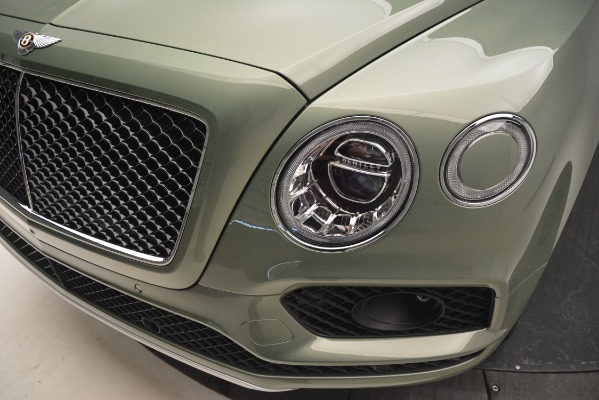 New 2019 Bentley Bentayga V8 for sale Sold at Bentley Greenwich in Greenwich CT 06830 14