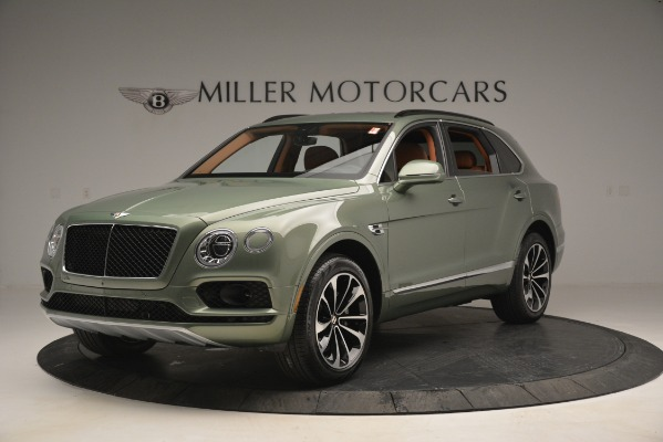 New 2019 Bentley Bentayga V8 for sale Sold at Bentley Greenwich in Greenwich CT 06830 2