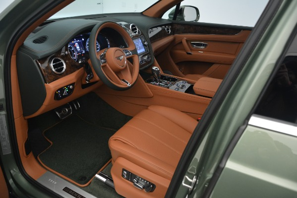 New 2019 Bentley Bentayga V8 for sale Sold at Bentley Greenwich in Greenwich CT 06830 20