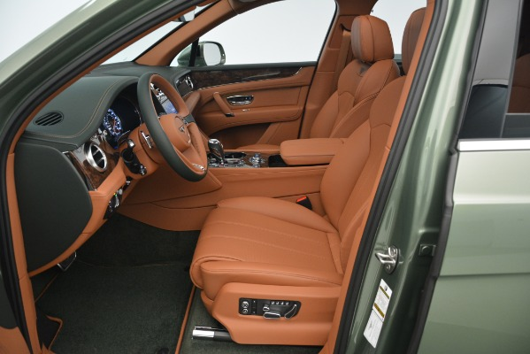 New 2019 Bentley Bentayga V8 for sale Sold at Bentley Greenwich in Greenwich CT 06830 21